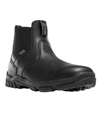 Danner Men S 5 5 Quot Black Lookout Lace Up Waterproof Work